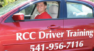 learn how to drive with RCC community education
