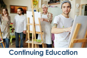 Continuing Education, Workforce Training, Community Education Opportunities