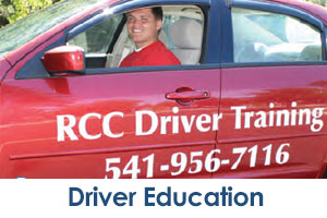 Driver Education at RCC