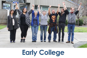 Early College Opportunities at RCC