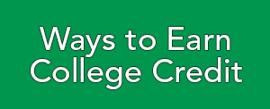 ways to earn college credit