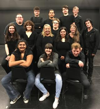 RCC Fundamentals of Acting classes Fall 2017