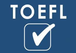 taking the toefl test