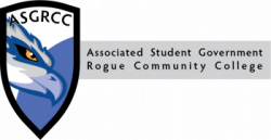 Associated Student Government of Rogue Community College logo