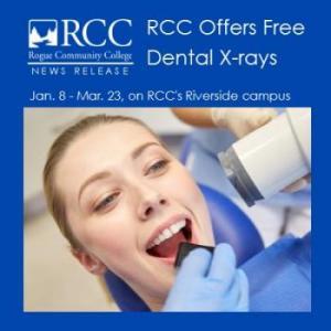 rcc offers free dental x rays jan 8 mar 23 rogue. Black Bedroom Furniture Sets. Home Design Ideas
