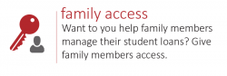 IonTuition Family access