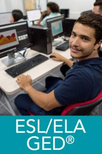 GED and English as a Second Language opportunities
