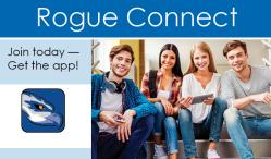 Rogue Connect is RCCs app for students, staff and faculty