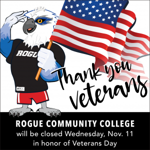 RCC Celebrates our Veterans 2020