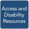 Disability Services Accommodations requests